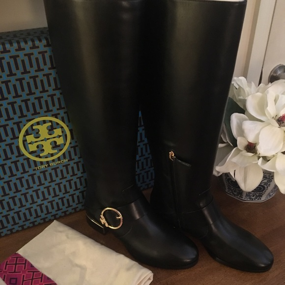 3efeb6924abc Tory Burch Women s Sofia Tall Riding Boots